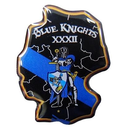 Pin Blue Nights